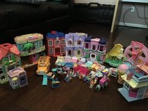 SWEET STREETS Mattel/Fisher Price vintage collection in Kingwood, Texas