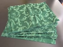 12 Place Mats - Great Condition in Beaufort, South Carolina