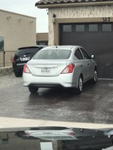 Nissan Versa in Fort Bliss, Texas