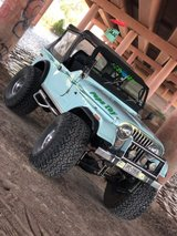 Jeep CJ7 in El Paso, Texas