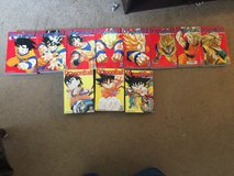 Dragon ballz and dragon ball comic books in Vacaville, California
