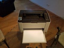 220V Samsung Black Laser Printer (wireless and tap capable) in Spangdahlem, Germany