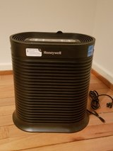 Honeywell HPA100 air purifier in Spangdahlem, Germany