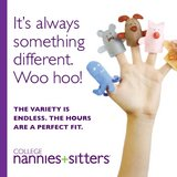 Hiring NOW! Part-time Nannies and Sitters for Upcoming School Year in Kingwood, Texas