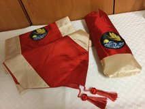 """Table runner & bag with  6 placemats """"Oriental """" in Ramstein, Germany"""