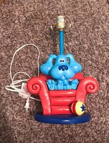 Blues Clues Lamp in Fort Leonard Wood, Missouri