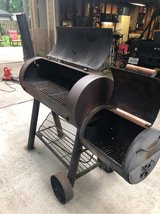 Smoker and Charcoal Grill in Kingwood, Texas