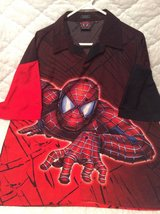 Spider-Man Shirt Double Sided in Warner Robins, Georgia