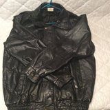 Black Leather Jacket in Perry, Georgia