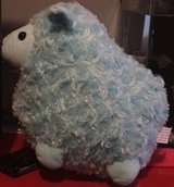 Sky Blue Sheep Plush / Stuffed Animal / Toy in Gainesville, Georgia