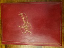 REDUCED Vintage Photo Album in 29 Palms, California