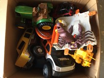 Truck toys in Tampa, Florida