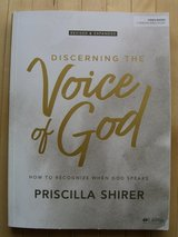 Discerning the Voice of God - Priscilla Shirer in Ramstein, Germany