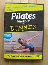 Pilates workout for dummies - DVD in Ramstein, Germany