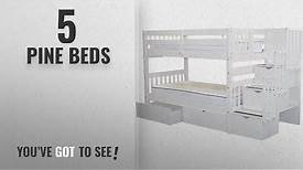 White Twin Bunk Beds w/drawers! in Clarksville, Tennessee