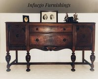 Antique Sideboard Buffet in Tinley Park, Illinois