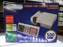Nes Classic 500 Games HDMI and 4K (Clone) in Camp Lejeune, North Carolina