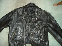 leather biker jacket in Tinley Park, Illinois