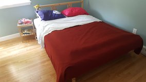 IKEA BED ALMOST NEW! in Brockton, Massachusetts