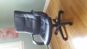 super comfy leather office chair in Brockton, Massachusetts