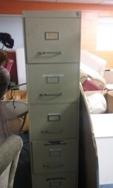 5 DRAWER FILE CABINET in Lockport, Illinois