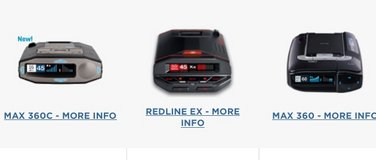 ISO Escort Radar Detector in Fort Leonard Wood, Missouri