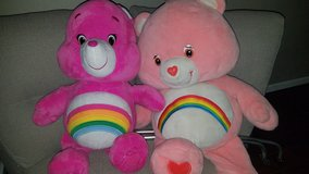 2 large carebears in Lawton, Oklahoma