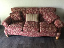 Matching couch and loveseat in Lawton, Oklahoma