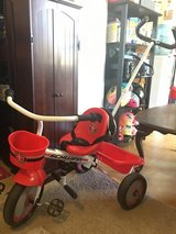 Schwinn baby tricycle in Fort Irwin, California