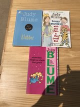 Judy Blume books in Elgin, Illinois