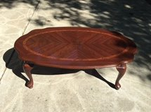 Cherry Wood  Coffee Table in Chicago, Illinois