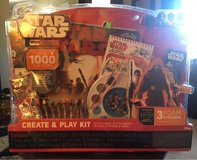 Star Wars Create & Play Kit in Oswego, Illinois