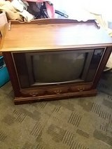 RCA floor model tv in Greensboro, North Carolina