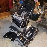 chicco Keyfit 30 carseat & stroller in Fort Knox, Kentucky