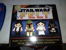 New Star Wars felt sewing kit in Clarksville, Tennessee