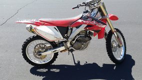 2005 Honda CRF250R  $3440 in Travis AFB, California