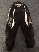 Youth Foxx dirt bike riding pants in Conroe, Texas