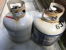PROPANE TANKS in Okinawa, Japan