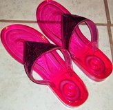 Sandals with sequins - size 8  Brand new in Alamogordo, New Mexico