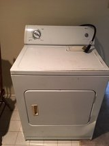 Used Electric Dryer in Spring, Texas
