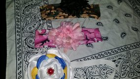 little girls hairbows in Fort Campbell, Kentucky