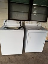 Washer and Dryer in Fort Hood, Texas