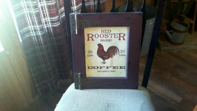 Rooster picture in Fort Leonard Wood, Missouri