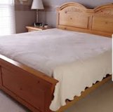 Broyhill King bed (mattress not included) in Baytown, Texas