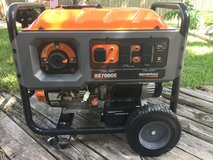 Generac RS7000E Portable Generator With Electric Starter in Spring, Texas