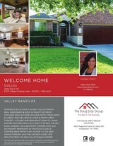 Open House Today Valley Ranch in Houston, Texas