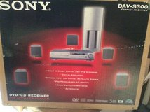 Sony Compact AV System in Fort Belvoir, Virginia
