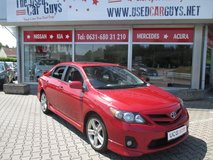 2011 TOYOTA COROLLA XRS US SPEC BAD CREDIT NO CREDIT OK in Ramstein, Germany