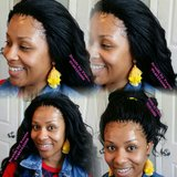 HAIR BRAIDING: BOX BRAIDS* SENEGALESE TWIST* CROCHET* DREADS* WEAVES* GODDESS CORNROWS* KINKY TW... in Camp Pendleton, California