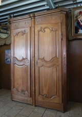 antique armoire from a chateau in Wiesbaden, GE